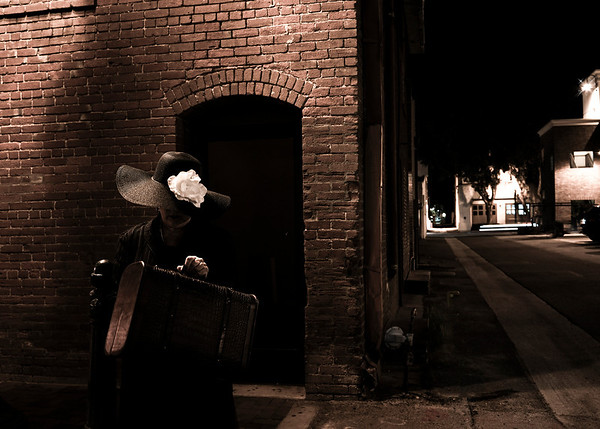 FIlm Noir Project for the G+ StyleIT Group. 2013