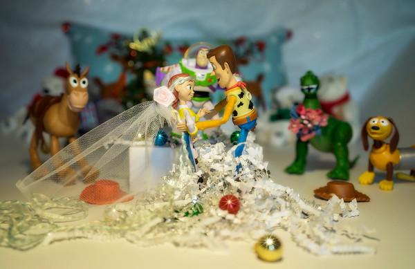 Toy Story 4  ( My version )